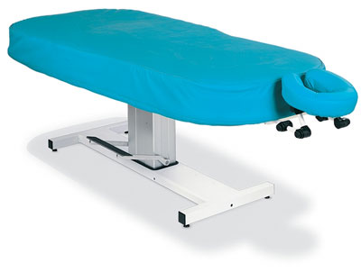 massage top u0026 wet quicktouch shown with hydraulic wet table
